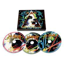 Def Leppard: Hysteria (30th Anniversary Deluxe Edition), 3 CDs