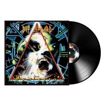 Def Leppard: Hysteria (remastered) (180g) (Deluxe Edition), 2 LPs