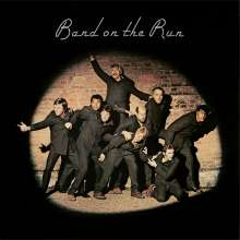 Paul McCartney (geb. 1942): Band On The Run (remastered) (180g) (Limited-Edition), LP