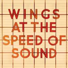 Paul McCartney (geb. 1942): At The Speed Of Sound, CD