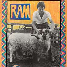 Paul McCartney (geb. 1942): Ram (Re-Release 2017), CD
