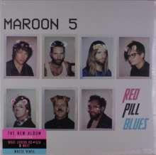 Maroon 5: Red Pill Blues (White Vinyl), LP