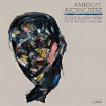Ambrose Akinmusire (geb. 1982): A Rift In Decorum: Live At The Village Vanguard, 2 CDs