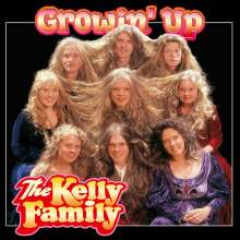 The Kelly Family: Growin' Up, CD