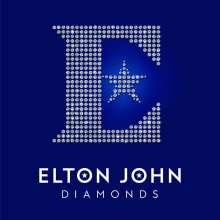 Elton John (geb. 1947): Diamonds (remastered) (180g), 2 LPs