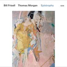 Bill Frisell & Thomas Morgan: Epistrophy: Live At The Village Vanguard 2016, CD