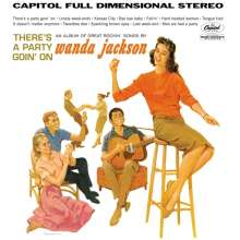 Wanda Jackson: There's A Party Goin' On (180g) (Limited Edition), LP