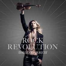 David Garrett (geb. 1980): Rock Revolution (Limited Deluxe Edition), 1 CD und 1 DVD