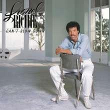 Lionel Richie: Can't Slow Down (180g), LP