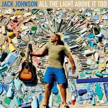 Jack Johnson: All The Light Above It Too, CD