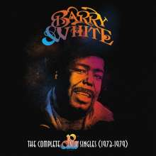 Barry White: The Complete 20th Century Records Singles (Limited Edition), 3 CDs
