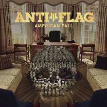 Anti-Flag: American Fall, CD