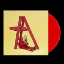 Billie Eilish: Don't Smile At Me (Red Vinyl), LP