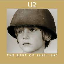 U2: Best Of 1980 - 1990 (remastered) (180g), 2 LPs