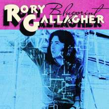 Rory Gallagher: Blueprint, CD