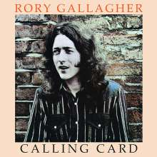 Rory Gallagher: Calling Card (remastered 2012) (180g), LP