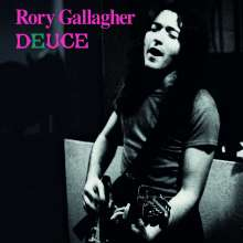 Rory Gallagher: Deuce, CD