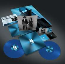 U2: Songs Of Experience (180g) (Numbered Limited Deluxe Box-Set) (Cyan Blue Vinyl), 2 LPs und 1 CD