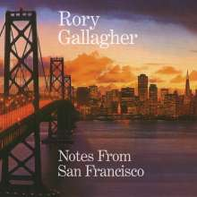 Rory Gallagher: Notes From San Francisco (remastered 2011) (180g), LP