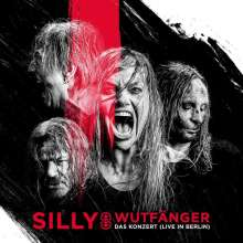 Silly: Wutfänger: Das Konzert (Live In Berlin), 2 CDs