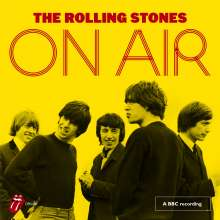The Rolling Stones: On Air (Limited Deluxe Edition), 2 CDs