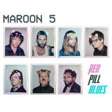 Maroon 5: Red Pill Blues (Deluxe-Edition) (Explicit), 2 CDs