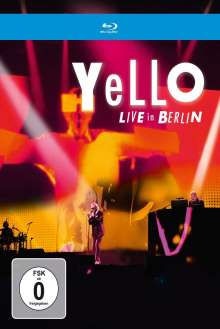 Yello: Live In Berlin, Blu-ray Disc