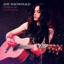 Amy Macdonald: Under Stars: Live In Berlin 2017, 1 CD und 1 DVD