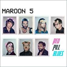 Maroon 5: Red Pill Blues, CD