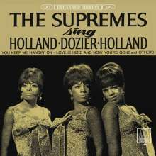 The Supremes: Sing Holland-Dozier-Holland, 2 CDs