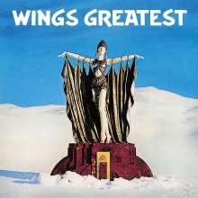 Paul McCartney (geb. 1942): Wings Greatest, CD