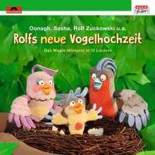 Rolfs Neue Vogelhochzeit, CD