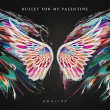 Bullet For My Valentine: Gravity, CD