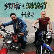 Sting & Shaggy: 44/876, CD