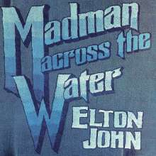 Elton John (geb. 1947): Madman Across The Water (remastered) (180g), LP