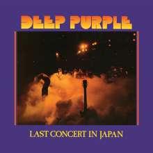 Deep Purple: Last Concert In Japan (Limited-Edition) (Purple Vinyl), LP