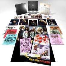 Guns N' Roses: Appetite For Destruction (Super Deluxe Edition), 4 CDs und 1 Blu-ray Audio