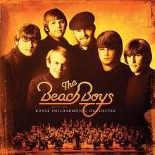 The Beach Boys: The Beach Boys & The Royal Philharmonic Orchestra, CD