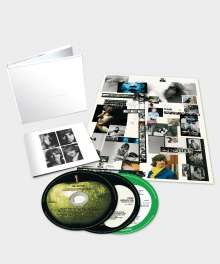 The Beatles: The Beatles (White Album) (Limited Deluxe Edition), 3 CDs