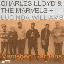 Charles Lloyd (geb. 1938): Vanished Gardens, CD