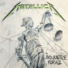 Metallica: ...And Justice For All (Remastered) (180g), 2 LPs
