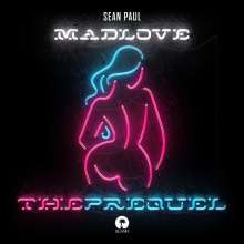 Sean Paul: Mad Love The Prequel, CD