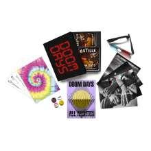 Bastille: Doom Days (Limited-Edition-Box-Set), 1 CD, 1 MC und 1 Merchandise