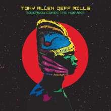 "Tony Allen & Jeff Mills: Tomorrow Comes The Harvest, Single 10"""