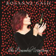 Rosanne Cash: She Remembers Everything (Deluxe-Edition), CD