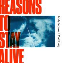 Andy Burrows & Matt Haig: Reasons To Stay Alive, CD