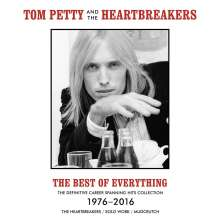 Tom Petty: The Best Of Everything 1976 - 2016, 2 CDs
