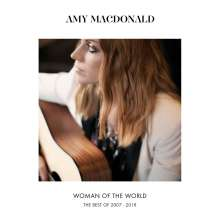Amy Macdonald: Woman Of The World: The Best Of 2007 - 2018, CD