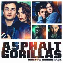 Filmmusik: Asphaltgorillas (Original Soundtrack), CD