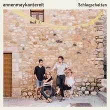 AnnenMayKantereit: Schlagschatten (180g), 2 LPs und 1 CD